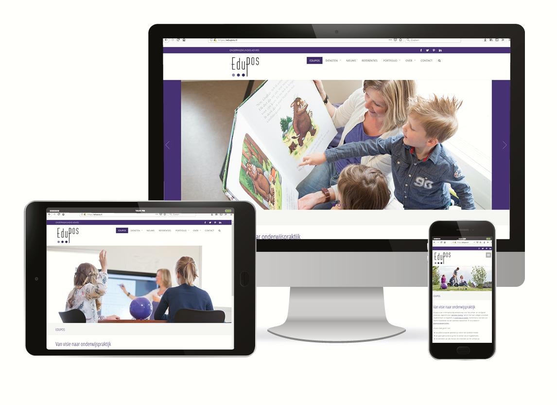 studio SIEN_Zwolle_websitevoorbeeld van Edupos onderwijskundigadvies